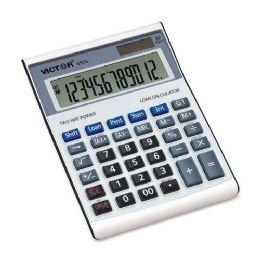 22 Units of Victor 6500 Loan Wizard Desktop Calculator - Office Calculators