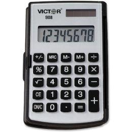 Victor 908 Handheld Calculator - Office Calculators