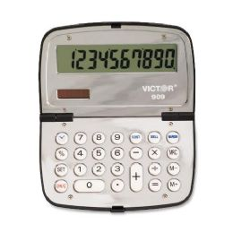 Victor 909 Folding Calculator - Office Calculators