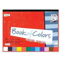456 Units of Mead Academie Book of Colors - Office Supplies