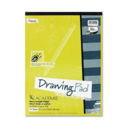 516 Units of Mead Academie Drawing Pad - Note Books & Writing Pads