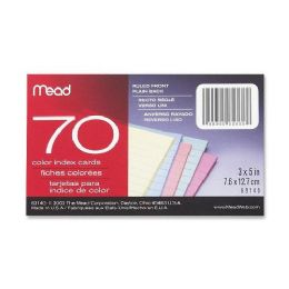 1152 Units of Mead Double Ruled Index Card - Office Supplies