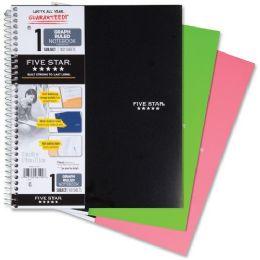 Mead Five Star Wirebound Notebook - Notebooks