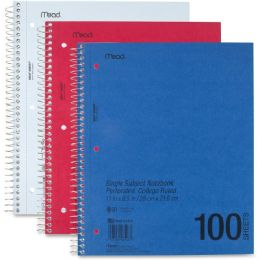Mead Mid Tier Notebook - Notebooks