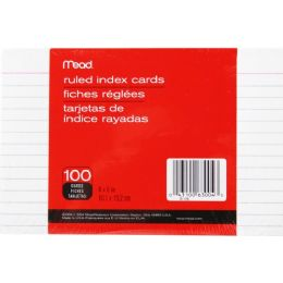 Mead Printable Index Card - Office Supplies