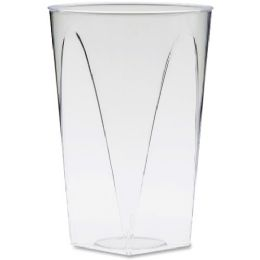 31 Units of Milan Crystal Square Tumblers - Office Supplies