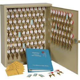 MMF 120-key Wall Cabinet - Storage and Organization