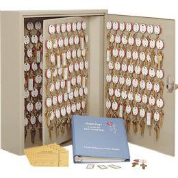 Mmf 90-Key Wall Cabinet - Storage and Organization
