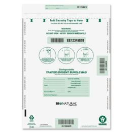 6 Units of MMF Bio-Natural Bundle Bags - Office Supplies