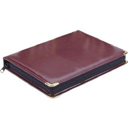 MMF Carrying Case for Key - Burgundy - Office Supplies