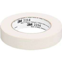 3M 2214 Paper Masking Tape - Paper