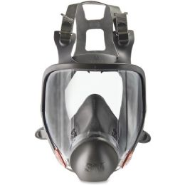 3M 6800 Full Facepiece Respirator - Office Supplies