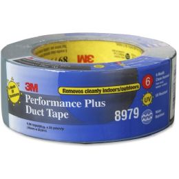 3M 8979 Performance Plus Duct Tape - Tape & Tape Dispensers