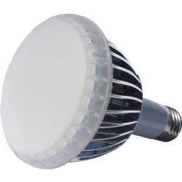 3M Commercial LED Advanced Light Flood BR-30 RCBR30B27, Warm White 2700K, Dimmable - Office Supplies