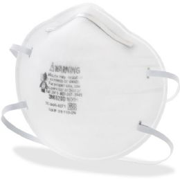 20 Units of 3M N95 Particle Respirator 8200 Mask - Office Supplies