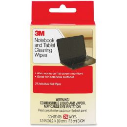 3M Notebook Screen Cleaning Wipes - Notebooks