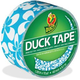 90 Units of Duck Blue Surf Color Duct Tape - Tape & Tape Dispensers