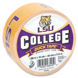 3 Units of Duck College Team Duct Tape - Tape & Tape Dispensers