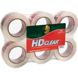 Duck HD Clear Packaging Tape - Tape & Tape Dispensers