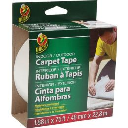 Duck Indoor/Outdoor Double-Sided Carpet Tape - Tape & Tape Dispensers