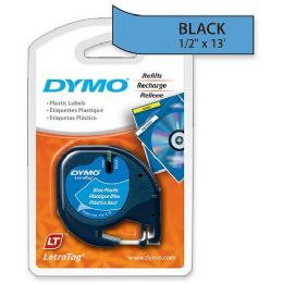 144 Units of Dymo 91335 LetraTag Tape Cassette - Tags