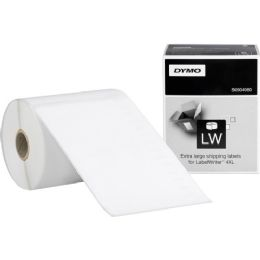 Dymo Black on White Shipping Label - Labels