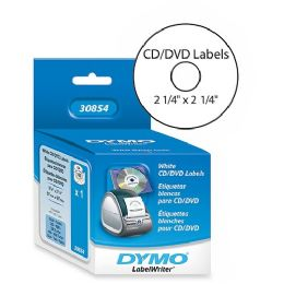 70 Units of Dymo CD/DVD Label(s) - Labels