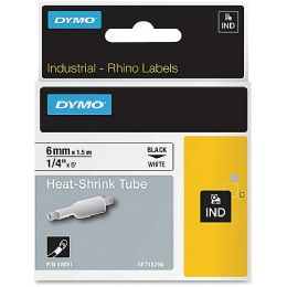 Dymo Heat Shrink Tube Label - Labels