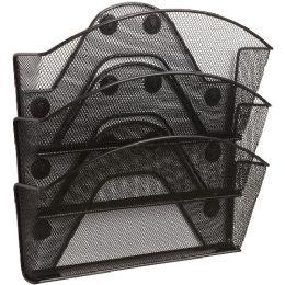 Safco Magnetic Triple File Pocket - File Folders & Wallets