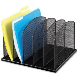 Safco Mesh Desk Organizer - Office Supplies
