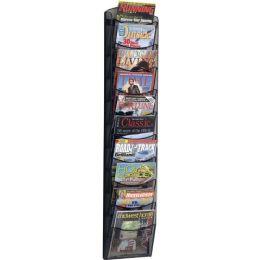 Safco Mesh Literature Rack - Office Supplies