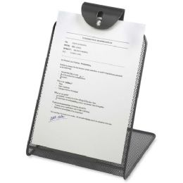 50 Units of Safco Onyx Mesh Copy Holder - Office Supplies