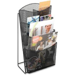 17 Units of Safco Onyx Mesh Counter Displays - Office Supplies