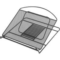 Safco Onyx Mesh Laptop Stand - Office Supplies