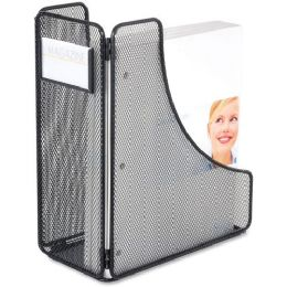 54 Units of Safco Onyx Mesh Magazine Holder - Office Supplies