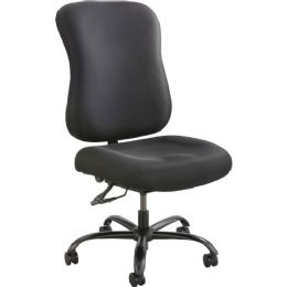 Safco Optimus Big and Tall Chair - Office Chairs