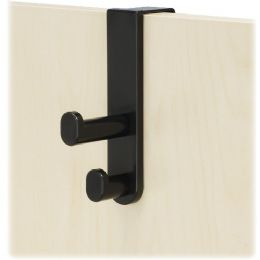 Safco Over The Door Double Hook - Office Supplies