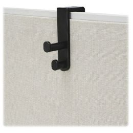 Safco Over The Panel Single Hook - Office Supplies
