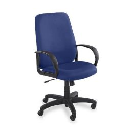 4 Units of Safco Poise Collection Executive High-Back Chair - Office Chairs