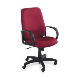 Safco Poise Collection Executive High-Back Chair - Office Chairs