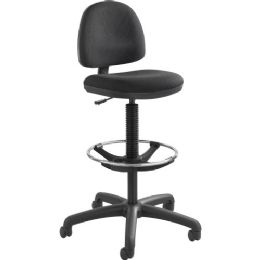 Safco Precision Extended Height Chair with Footring - Office Chairs