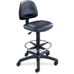Safco Precision Extended Height Drafting Chair - Office Chairs