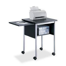 5 Units of Safco Printer Stand - Office Supplies