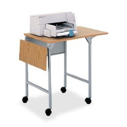 6 Units of Safco Printer Stand - Office Supplies