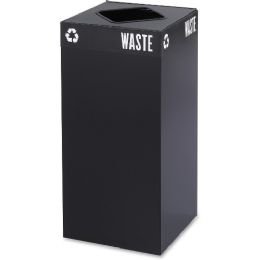 5 Units of Safco Public Sqaure Recycling Receptacle - Janitorial Supplies