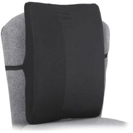 Safco Remedease Full Height Backrest - Office Supplies