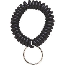 MMF Cool Coil Wrist Key Ring - Office Supplies