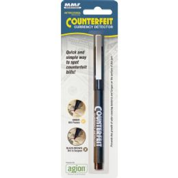 MMF Counterfeit Currency Detector Pen - Pens & Pencils