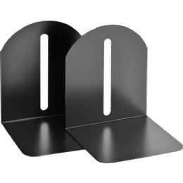 MMF Fashion Steel Bookend - Office Supplies