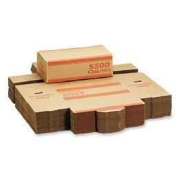 17 Units of MMF Pack 'N Ship Coin Transport Box - Office Supplies